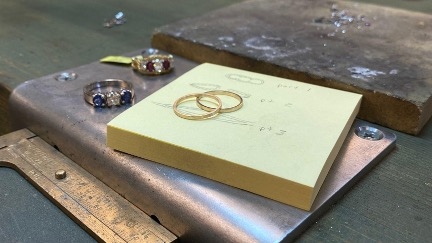 JEWELRY REPAIR, RESTYLE, AND CUSTOM AT LEVY JEWELERS