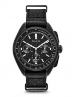 Bulova Special Edition Lunar Pilot Chronograph Leather Watch