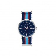 Bulova Aerojet Blue and Red Watch