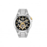 Bulova Stainless Steel Maquina Watch