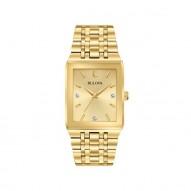 Bulova Quadra Watch