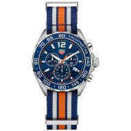 Formula 1 Blue Chronograph Men