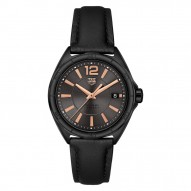 TAG Heuer Formula 1 Lady Black & Rose Gold Quartz Watch