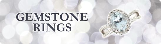 Fashion Diamond and Gemstone Rings