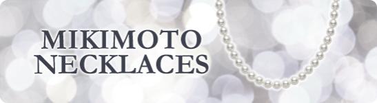 Mikimoto Necklaces