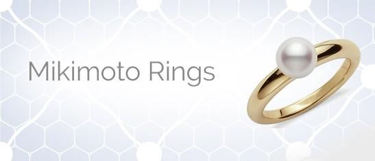 Mikimoto Rings