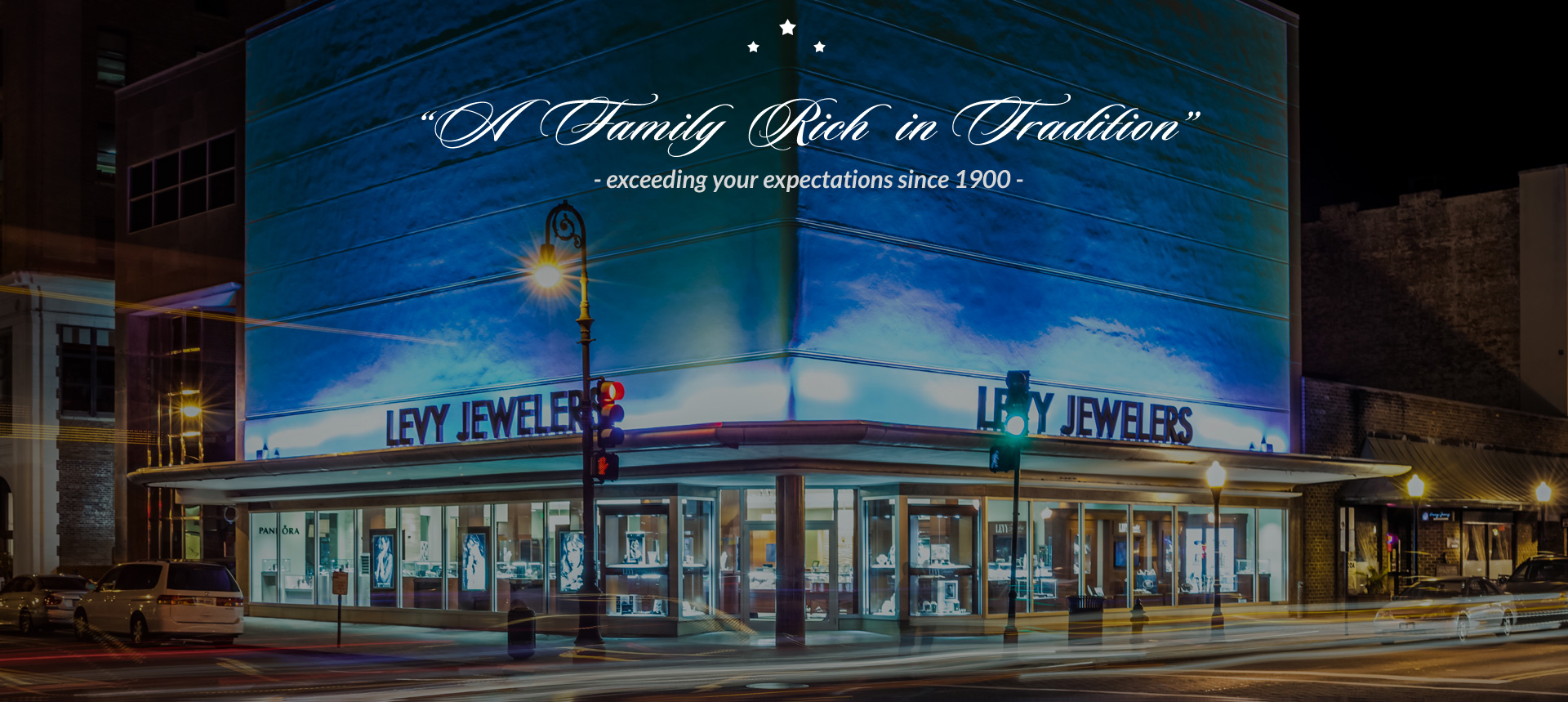 Levy Jewelers Since 1900