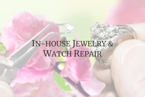 In House Jewelry & Watch Repair