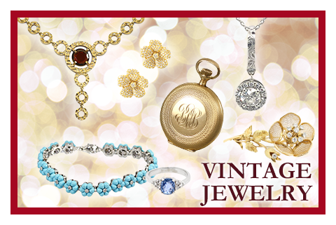 Estate & Antique Jewelry Collection