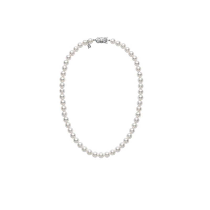 Mikimoto Lady's Cultured Pearl Necklace