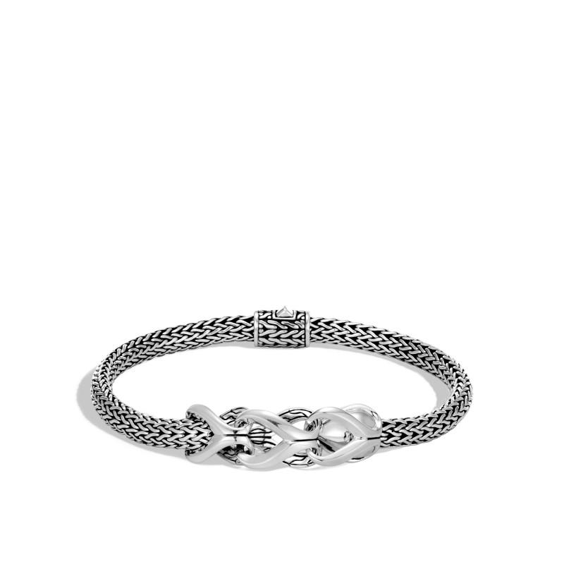 John Hardy Asli Classic Chain Link Silver Extra-Small Bracelet