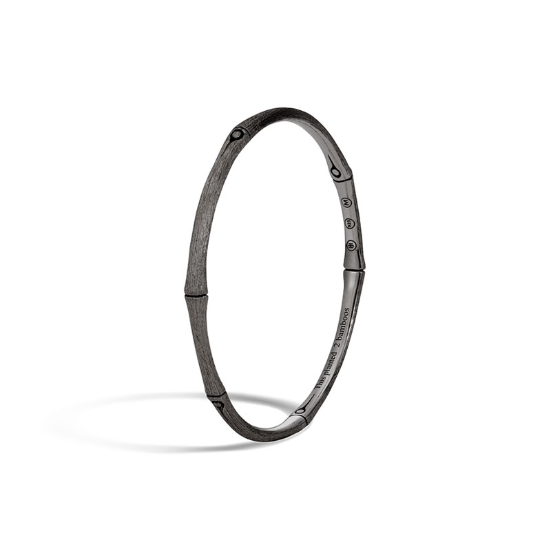 John Hardy Brushed Bangle