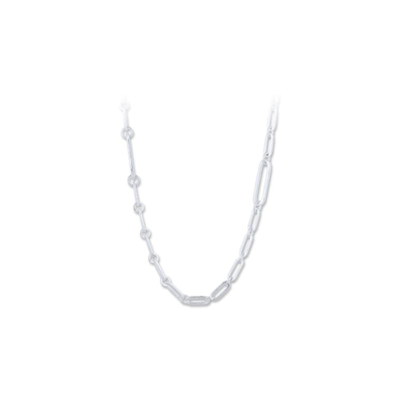 """Lika Behar Sterling Silver 20"""" Adjustable """"Chill-Link"""" Collection Necklace"""