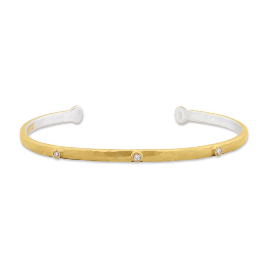 "Lika Behar ""Baby Stockholm"" Open Cuff Bracelet"