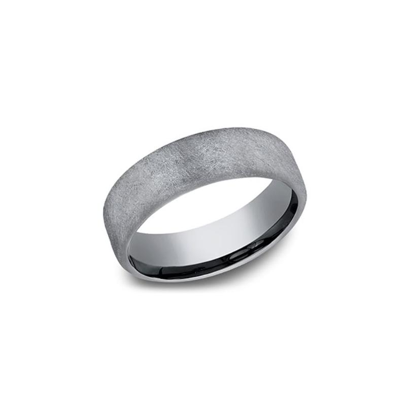 Benchmark Tantalum 6.5mm Swirl Finish Xati