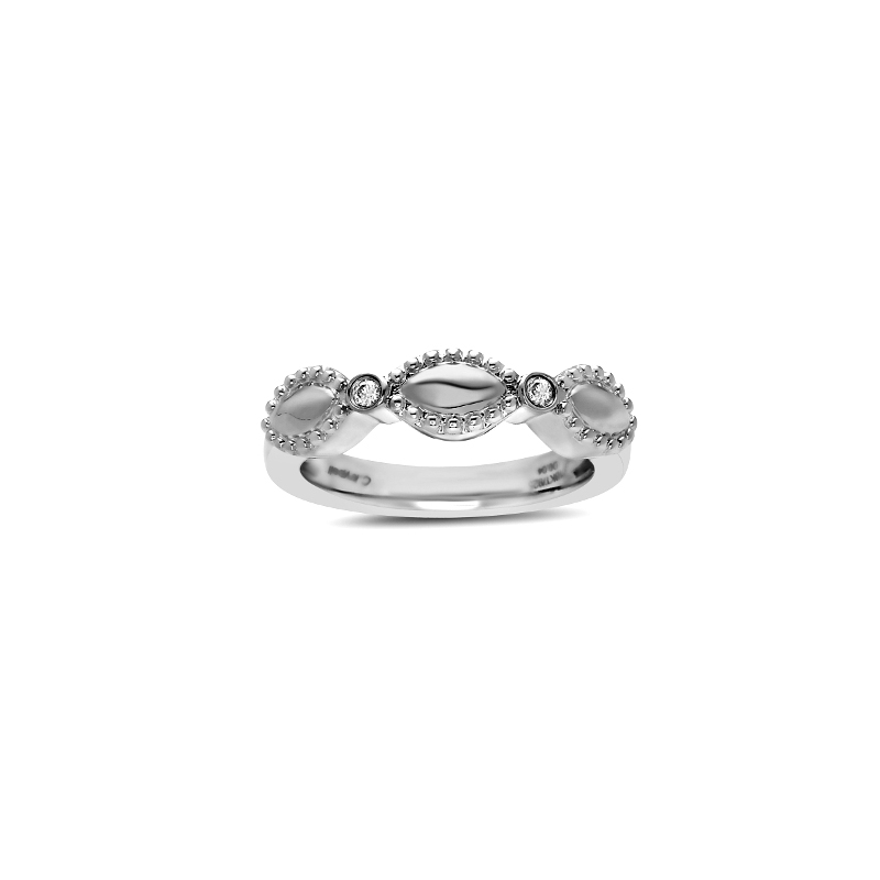 CHARLES KRYPELL FIREFLY STERLING SILVER RING