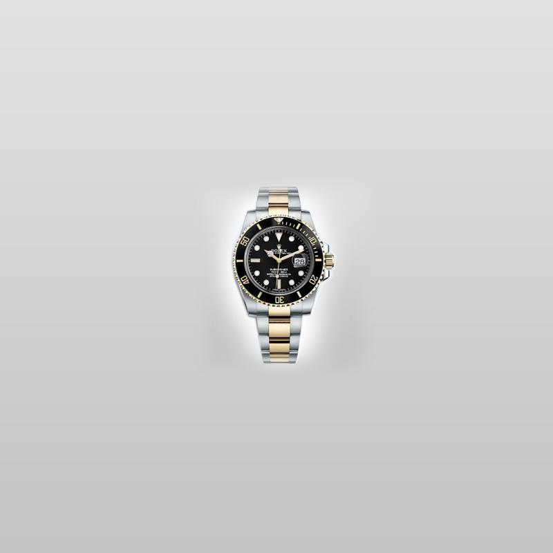 Estate Rolex submariner timepiece