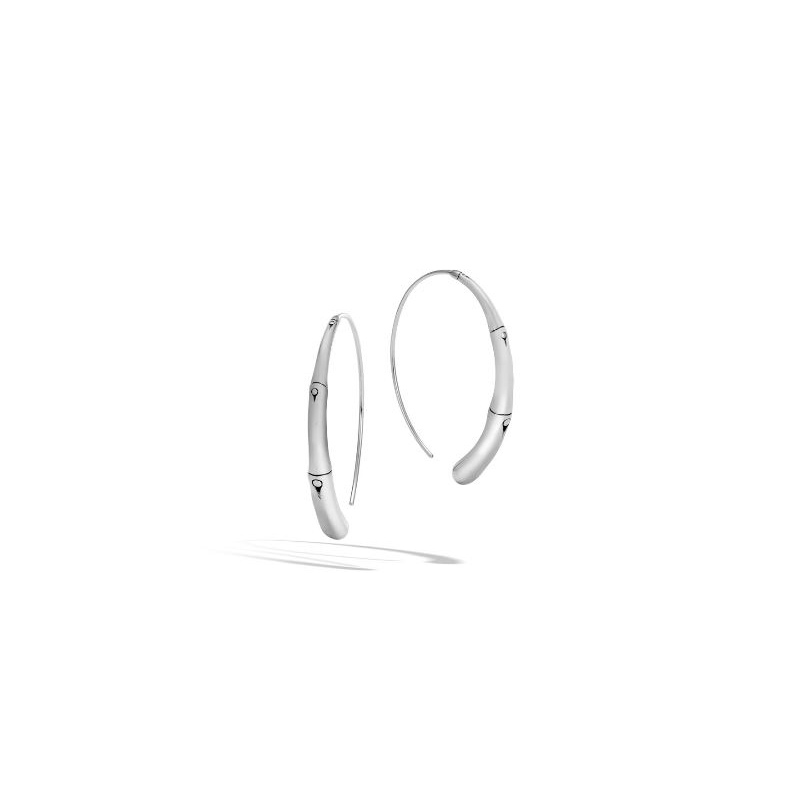 John Hardy Medium Hoop Earring