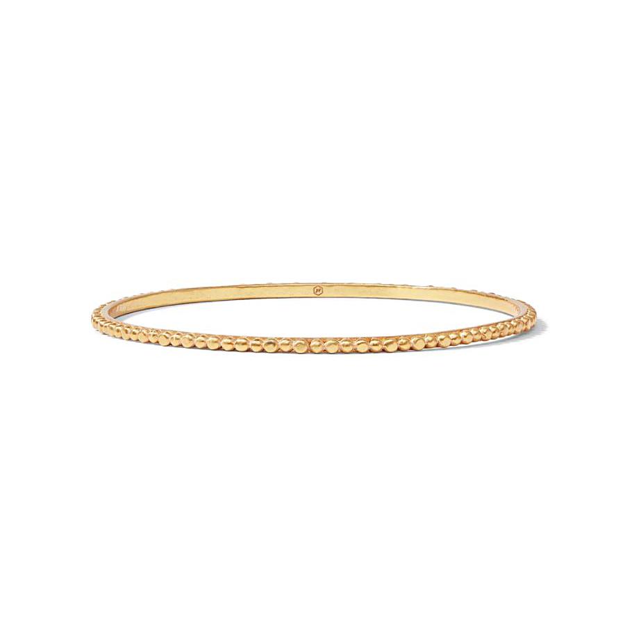 Julie Vos Colette Bead Bangle Bracelet