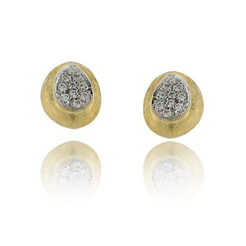 Marco Bicego Confetti Isola Earrings With Diamonds