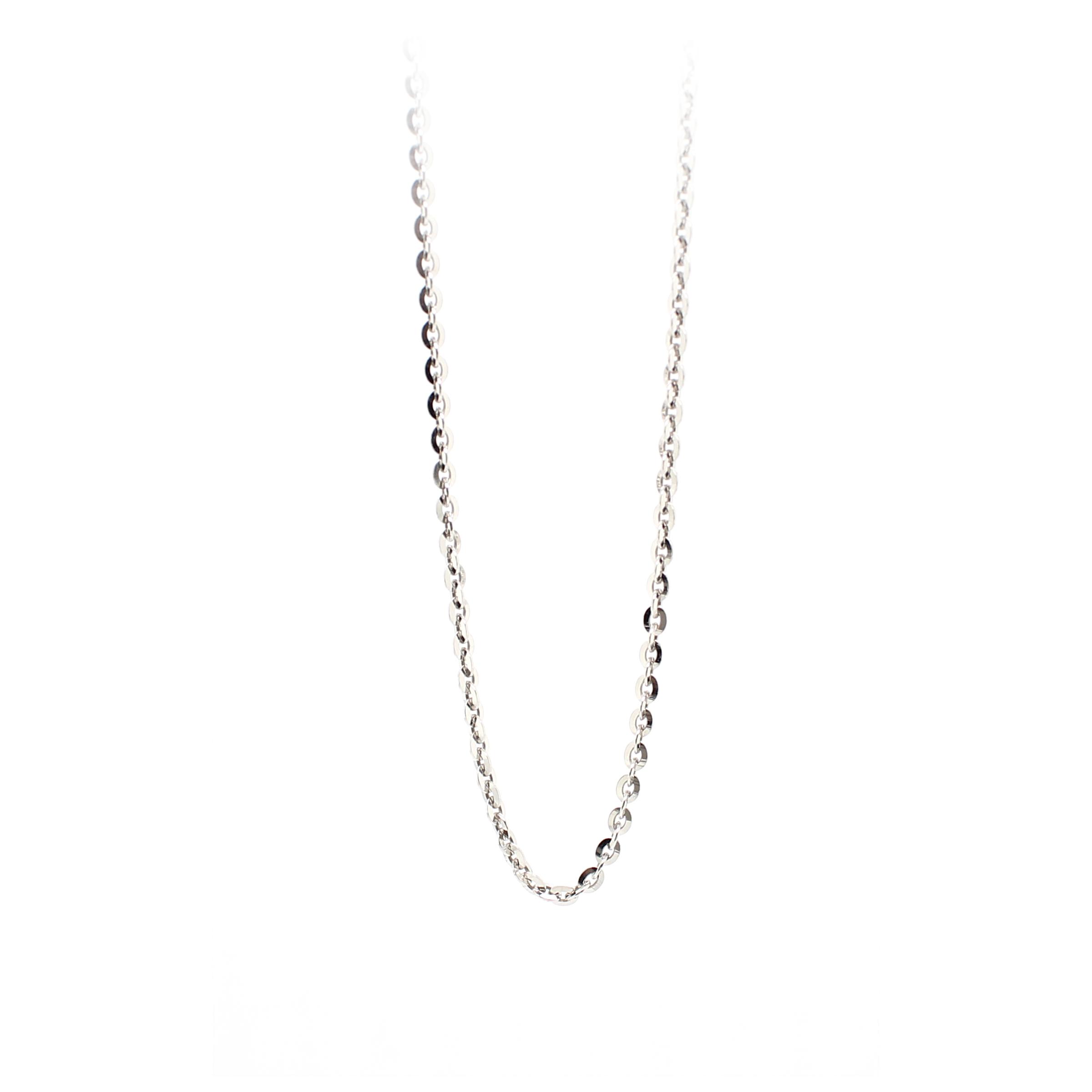 Royal Chain Sterling Silver 1.7mm Shiny Fancy Piatto Chain