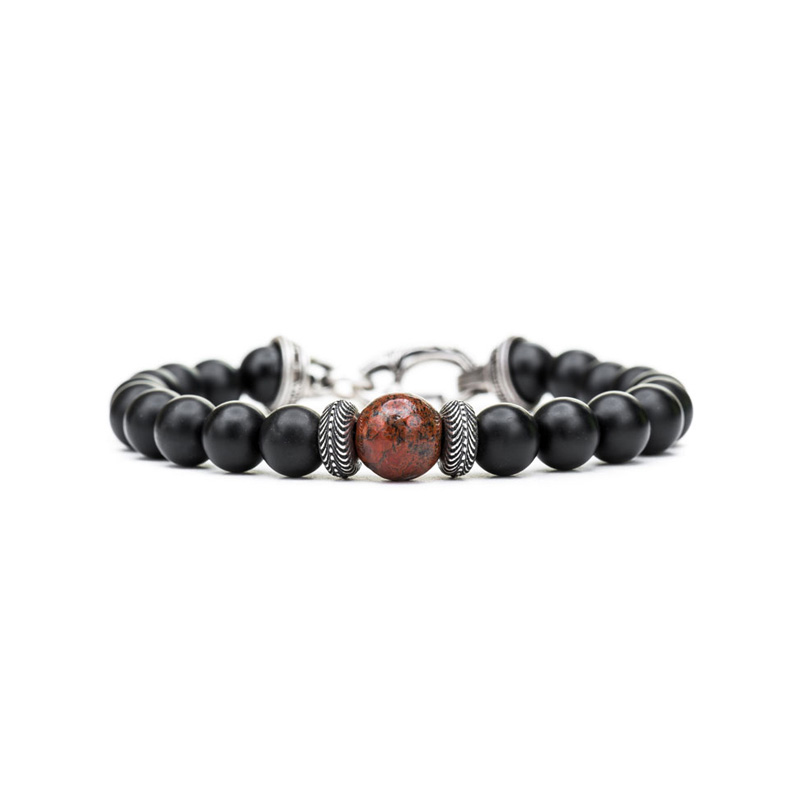 William Henry bead bracelet